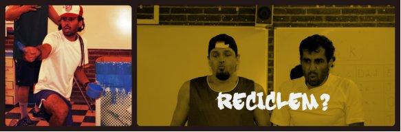 Collage reciclatge