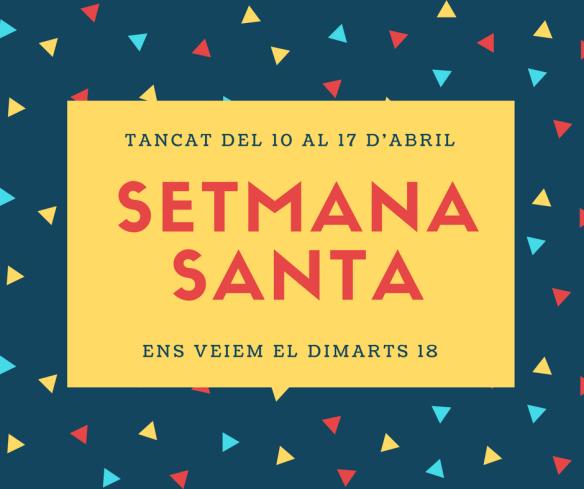 Setmana Santa