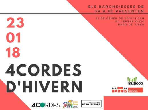 4CORDES D'HIVERN